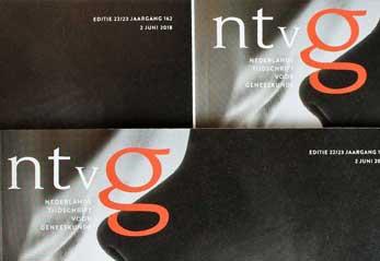 ntvg magazine portfolio openingsbeeld